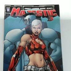 Cómics: MAJESTIC 3 ED NORMA. Lote 154550100
