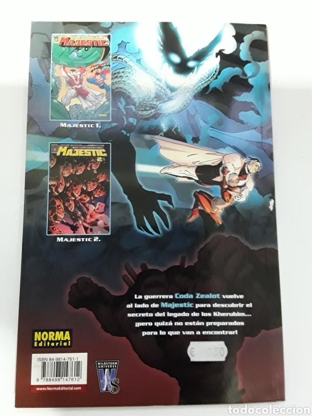Cómics: MAJESTIC 3 Ed Norma - Foto 2 - 154550100