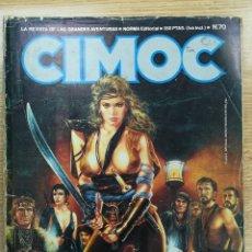 Cómics: CIMOC #70. Lote 137628525