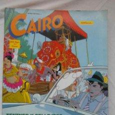 Cómics: CAIRO ANTOLOGIA 12. Nº 37, 38, 39. NORMA. Lote 154772510