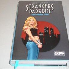 Cómics: STRANGERS IN PARADISE VOLUMEN UNO. Lote 154803234