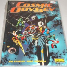 Cómics: COSMIC ODYSSEY. Lote 154851210
