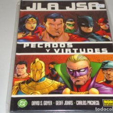 Cómics: JLA JSA PECADOS Y VIRTUDES . Lote 154851318