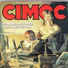 Cómics: CIMOC Nº 106 - CONSUMMATUM-EST. Lote 155047734