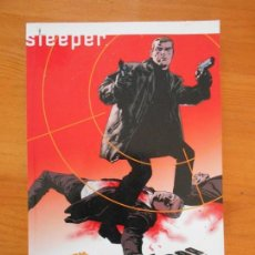 Comics - SLEEPER Nº 3 - UNA LINEA BORROSA - ED BRUBAKER - SEAN PHILLIPS - WILDSTORM - NORMA (GC) - 155053530