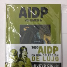 Cómics: AIDP INTEGRAL VOLUMEN 6 - MIKE MIGNOLA - NORMA. Lote 155054653