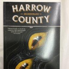 Cómics: HARROW COUNTY 5. ABANDONADO - CULLEN BUNN, TYLER CROOK - NORMA EDITORIAL. Lote 155108088