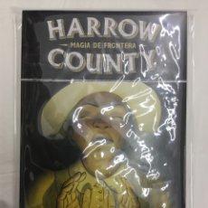 Cómics: HARROW COUNTY 6. MAGIA DE FRONTERA - CULLEN BUNN, TYLER CROOK - NORMA EDITORIAL. Lote 155108220
