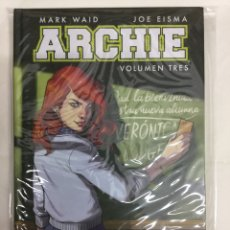 Cómics: ARCHIE. VOLUMEN 3 - MARK WAID, JOE EISMA - NORMA. Lote 155109138