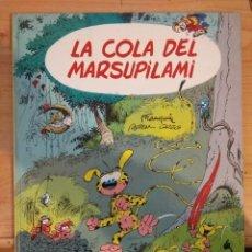 Cómics: LA COLA DEL MARSUPILAMI. FRANQUIN. BATEM. GREG. NORMA. Lote 155151086