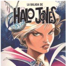 Cómics: ALAN MOORE. LA BALADA DE HALO JONES. EDITORIAL KRAKEN. RUSTICA. 200 PAGINAS APROXIMADAMENTE. Lote 156255381