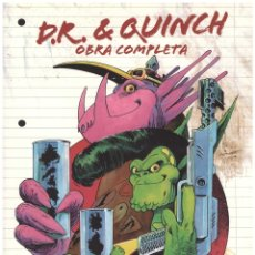 Comics - ALAN MOORE. ALAN DAVIS. DR. & QUINCH. EDITORIAL KRAKEN. RUSTICA. 120 PAGINAS - 159980206