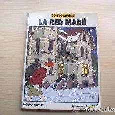 Cómics: LA RED MADÚ Nº 0 DE LAS AVENTURAS DE CAIRO/ LOS ÁLBUMES DE CAIRO 48 PÁG. NORMA EDITORIAL. Lote 155490138