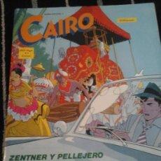 Cómics: CAIRO ANTOLOGÍA 12. Lote 155567310