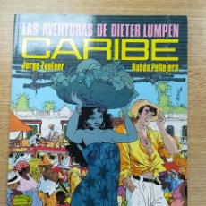 Cómics: LAS AVENTURAS DE DIETER LUMPEN #4 CARIBE (CIMOC EXTRA COLOR #65). Lote 155625282