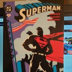 Cómics: SUPERMAN NORMA ED. LOTE DE 4 NÚMEROS TOMITOS EN RÚSTICA. Lote 155632786