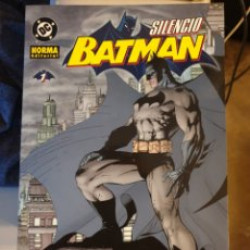 Cómics: BATMAN: SILENCIO (JIM LEE). Lote 155656622