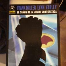 Cómics: BATMAN: EL SEÑOR DE LA NOCHE CONTRAATACA (DK2 FRANK MILLER) MINISERIE COMPLETA 3 NÚMEROS. Lote 155657906