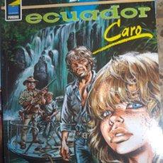 Cómics: COMIC DE NORMA ECADOR ..CARO COMO NUEVO. Lote 155661570