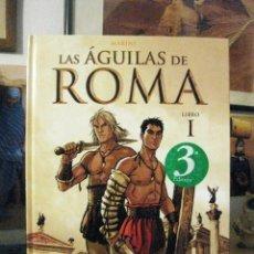 Cómics: LAS ÁGUILAS DE ROMA. LIBRO I. MARINI. NORMA EDITORIAL 2012 - CÓMIC. Lote 155744458