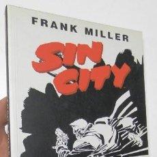 Cómics: SIN CITY - FRANK MILLER (NORMA, 2000). Lote 155756994