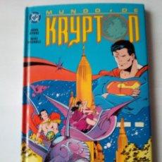 Cómics: MUNDO DE KRYPTON -DC 2005. Lote 155788766