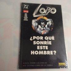 Cómics: LOBO Nº 9 -EDITA : NORMA. Lote 155859830