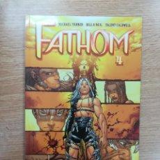Cómics: FATHOM #4. Lote 155939621