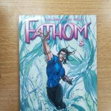 Cómics: FATHOM #5. Lote 155939625