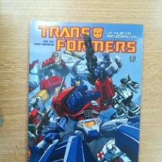 Cómics: TRANSFORMERS LA NUEVA GENERACION #1. Lote 155939693