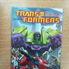Cómics: TRANSFORMERS LA NUEVA GENERACION #2. Lote 155939697