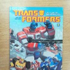 Cómics: TRANSFORMERS LA NUEVA GENERACION #3. Lote 155939701