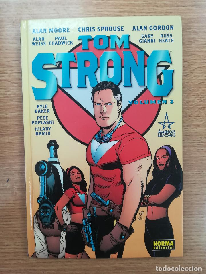 TOM STRONG #2 (Tebeos y Comics - Norma - Comic USA)