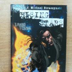 Cómics: RISING STARS #3 FUEGO Y CENIZA. Lote 155939797