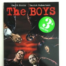 Cómics: THE BOYS 1 - GARTH ENNIS, DARICK ROBERTSON - NORMA. Lote 156030732