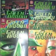 Cómics: GREEN ARROW DE KEVIN SMITH Y PHIL HESTER (8 TOMOS). Lote 156302298