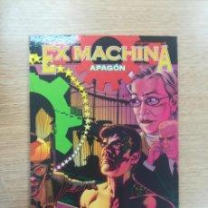 Comics: EX MACHINA #6 APAGON. Lote 156517676