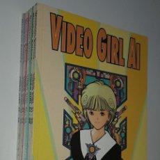 Cómics: NORMA COMICS - VIDEO GIRL AI DE MASAKAZU KATSURA LOTE DEL 28 AL 36 MANGA. Lote 156638890