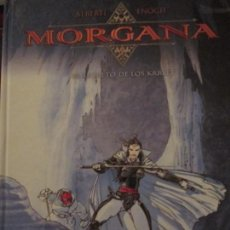 Cómics: MORGANA-ALBERTI-ENOCH. Lote 156647938