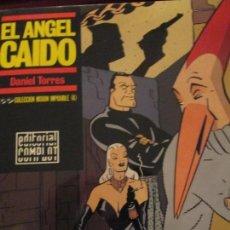Cómics: DANIEL TORRES--EL ANGEL CAIDO. Lote 156648110