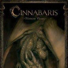 Cómics: CINNABARIS-TEMATICA DRAGONES- (COLECCIÓN ECLIPSE Nº 18) NORMA EDITORIAL. VERONICA CASAS.. Lote 156655970
