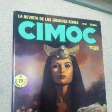 Cómics: CIMOC Nº 39. Lote 156660266