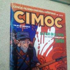 Cómics: CIMOC Nº 8. Lote 156660418