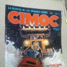 Cómics: CIMOC Nº 28. Lote 156660466