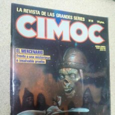 Cómics: CIMOC Nº 29. Lote 156660586