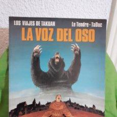 Cómics: LA VOZ DEL OSO N° 115 NORMA EDITORIAL. Lote 156660985