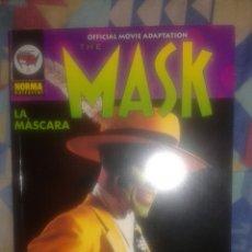 Cómics: THE MASK: LA MASCARA: ADAPTACIÓN OFICIAL DEL FILM: MADE IN THE USA: NORMA EDITORIAL. Lote 156672350