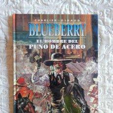 Cómics: BLUEBERRY - EL HOMBRE DEL PUÑO DE ACERO- N. 4. Lote 156721854