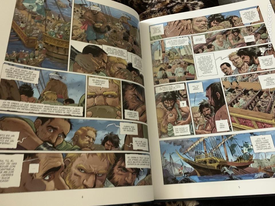 Cómics: Las grandes batallas navales Lepanto - Foto 4 - 156769068