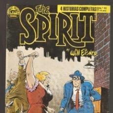 Cómics: THE SPIRIT - Nº 12 - WILL EISNER - NORMA - 1989 - . Lote 156839522